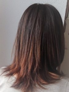 coupe cheveux long Galerie